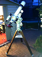 Ready for an evening's imaging