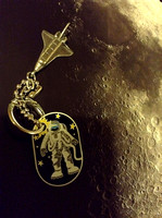 Travel Astronaut Trackable